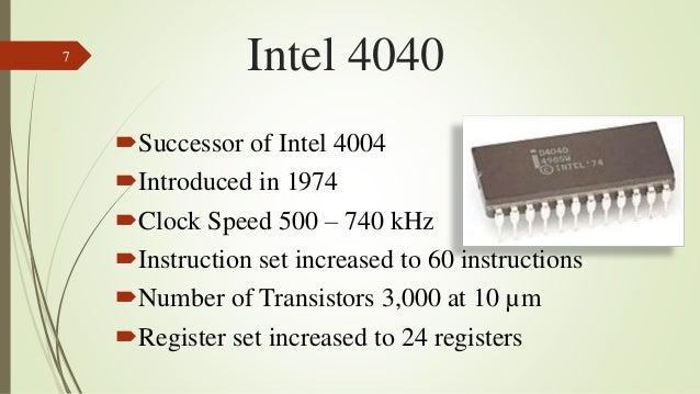 intel clock cycles per instruction