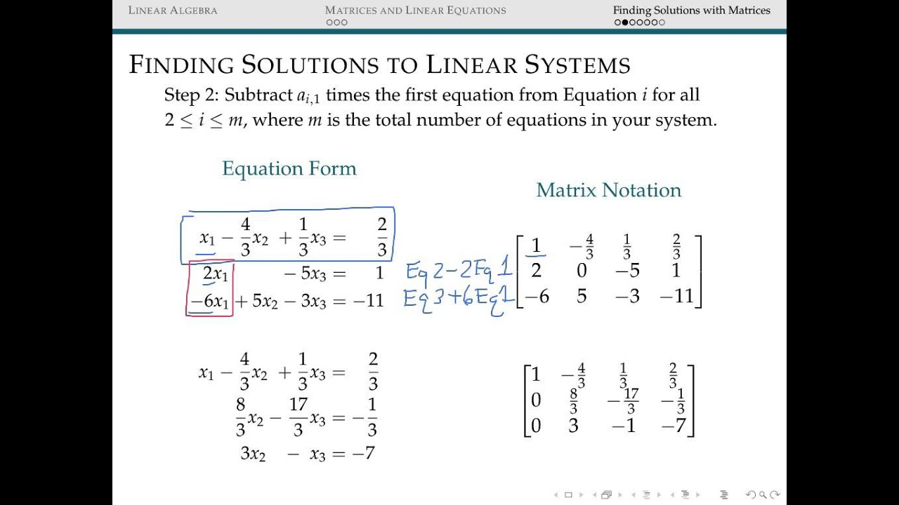 elementary row operations examples pdf