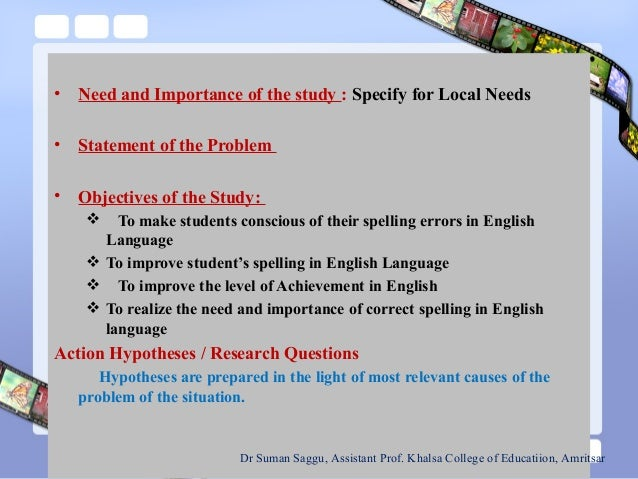 importance of research questions pdf