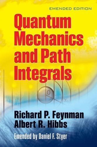 feynman path integral book pdf