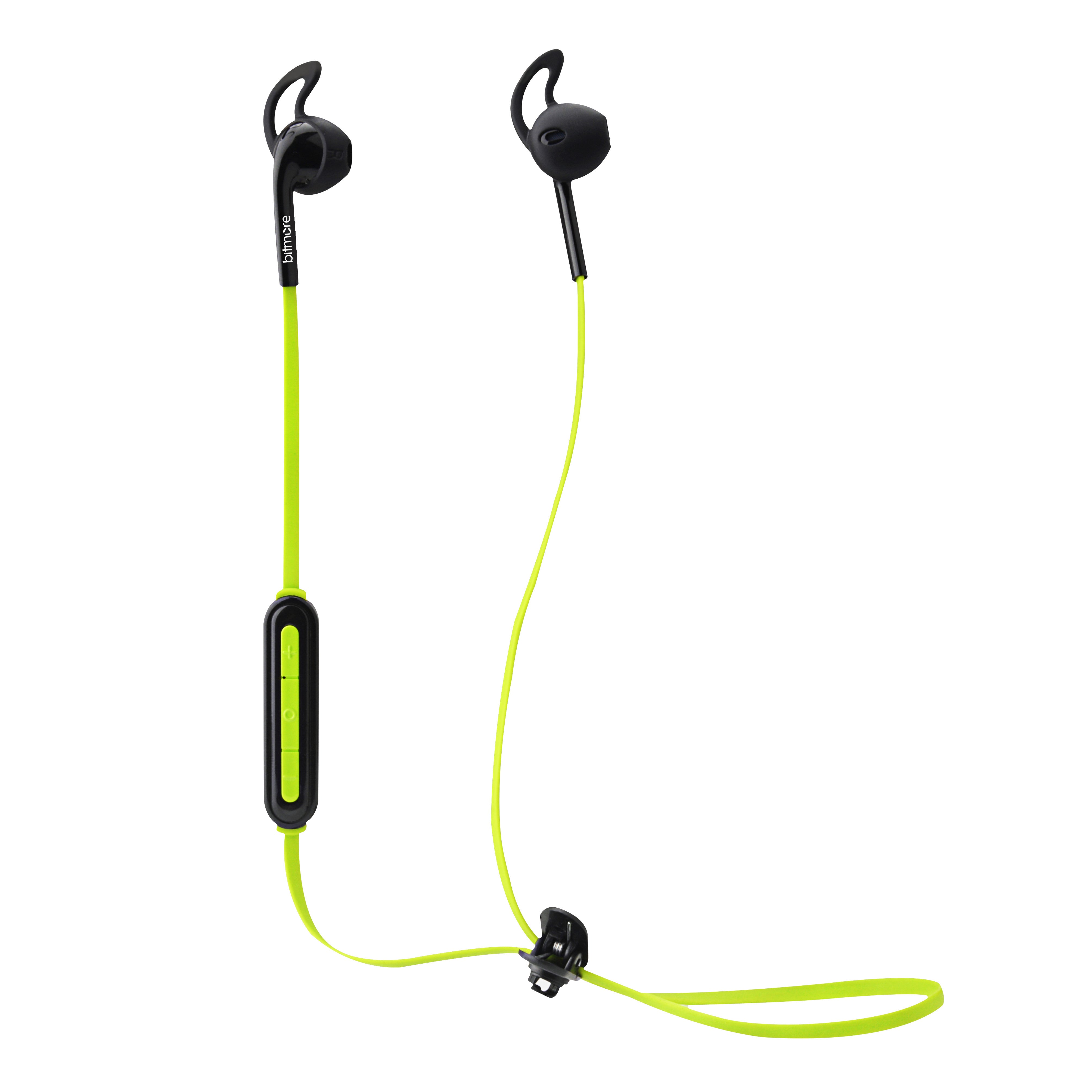 fuse bluetooth in-ear headphones instructions