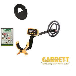 garrett ace 150 metal detector manual