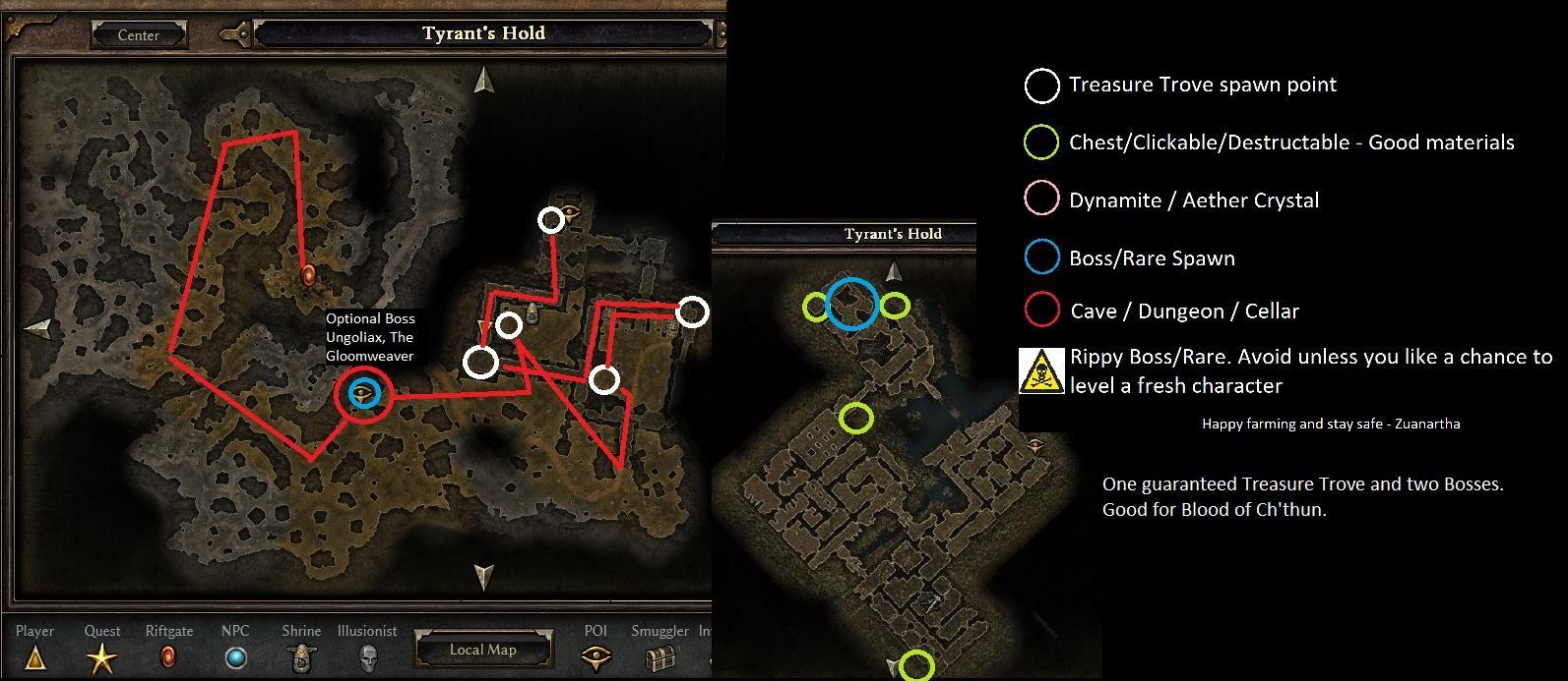 grim nights guide