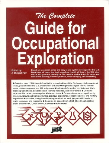 guide for occupational exploration