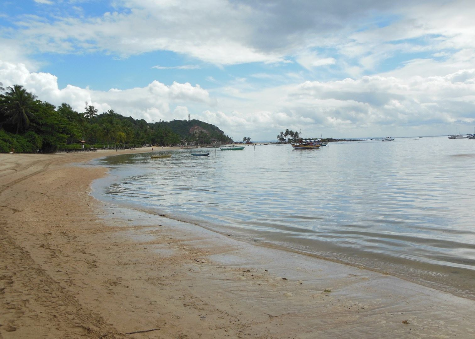 guide to beaches on morro de sao paulo