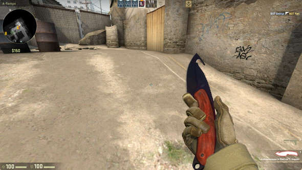 gut knife doppler price guide