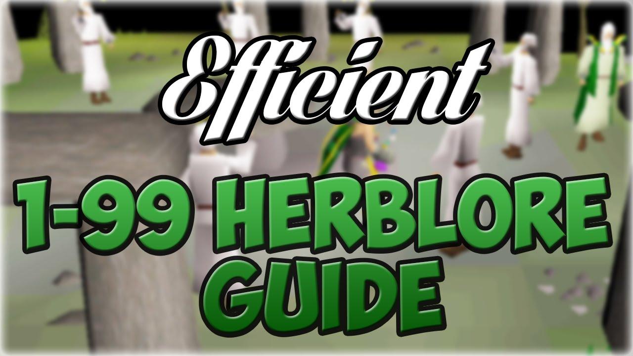 herblore guide runesca pe