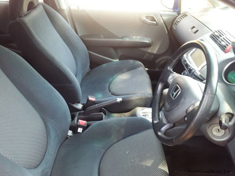 honda fit 2004 manual english