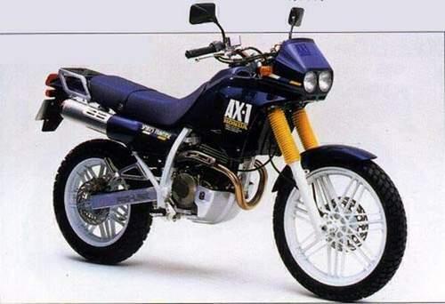 honda nx250 service manual