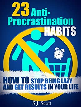how to overcome laziness and procrastination pdf