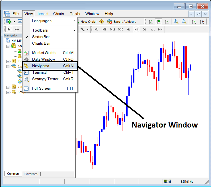 how to use metatrader 4 android tutorial pdf