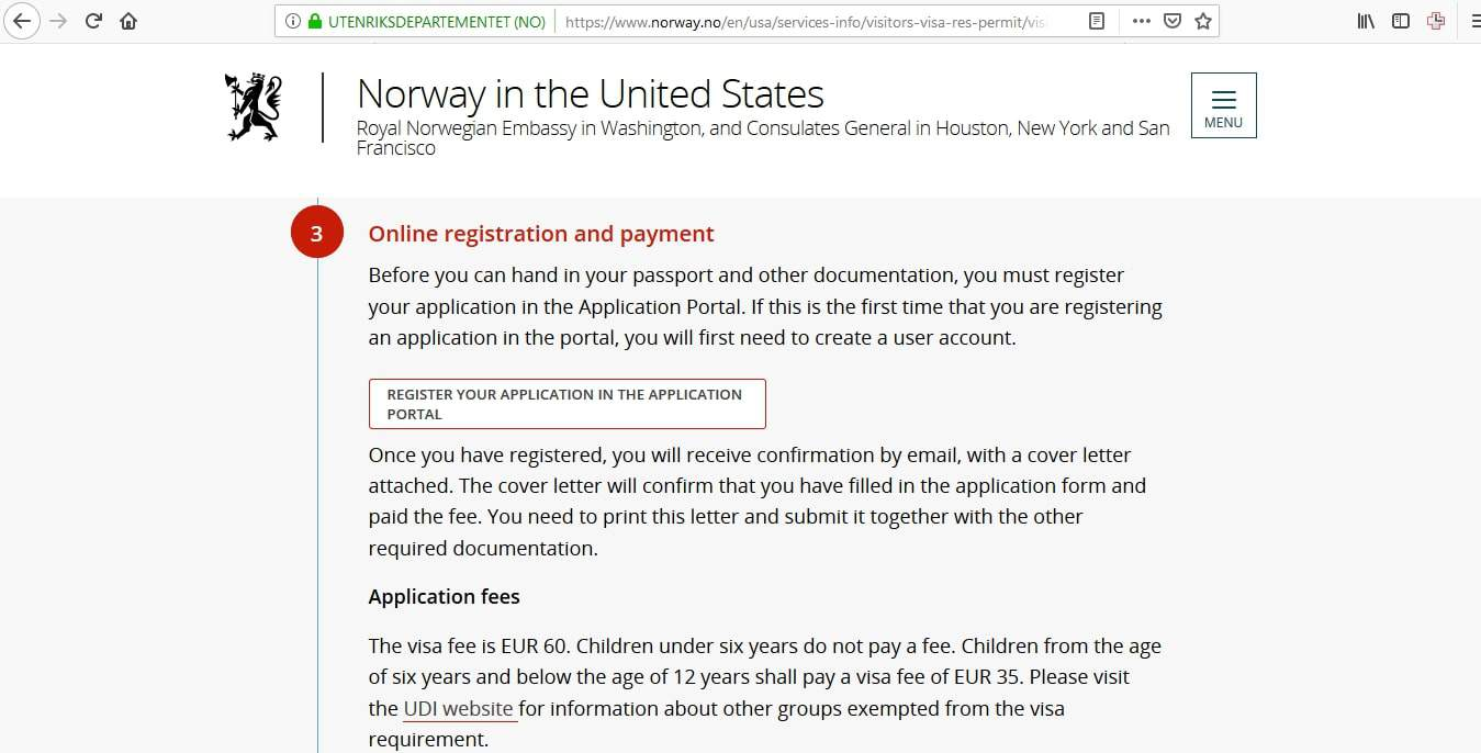 iceland visa application form