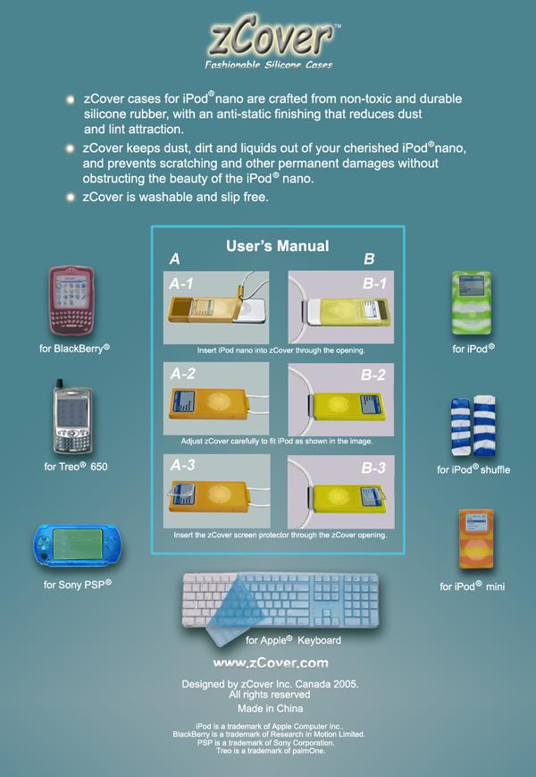 ipod nano manual 1st generation