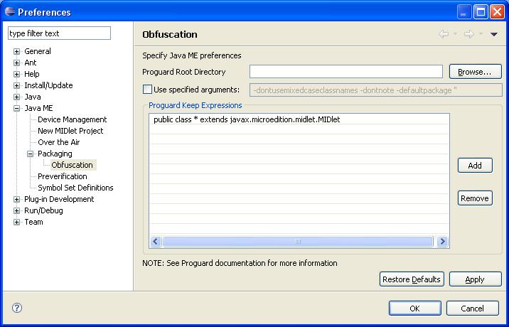java online documentation