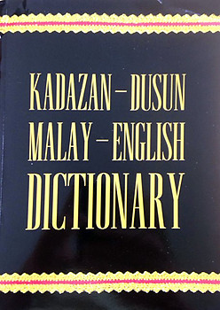 kadazan dictionary