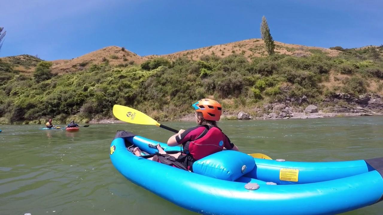 kayaking wairoa river guide
