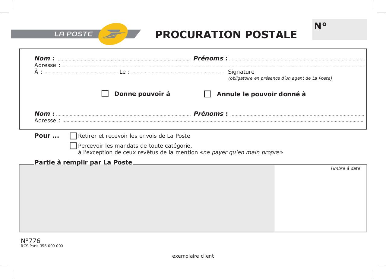laposte mail application