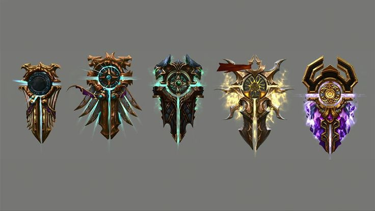 legion champion equipment guide