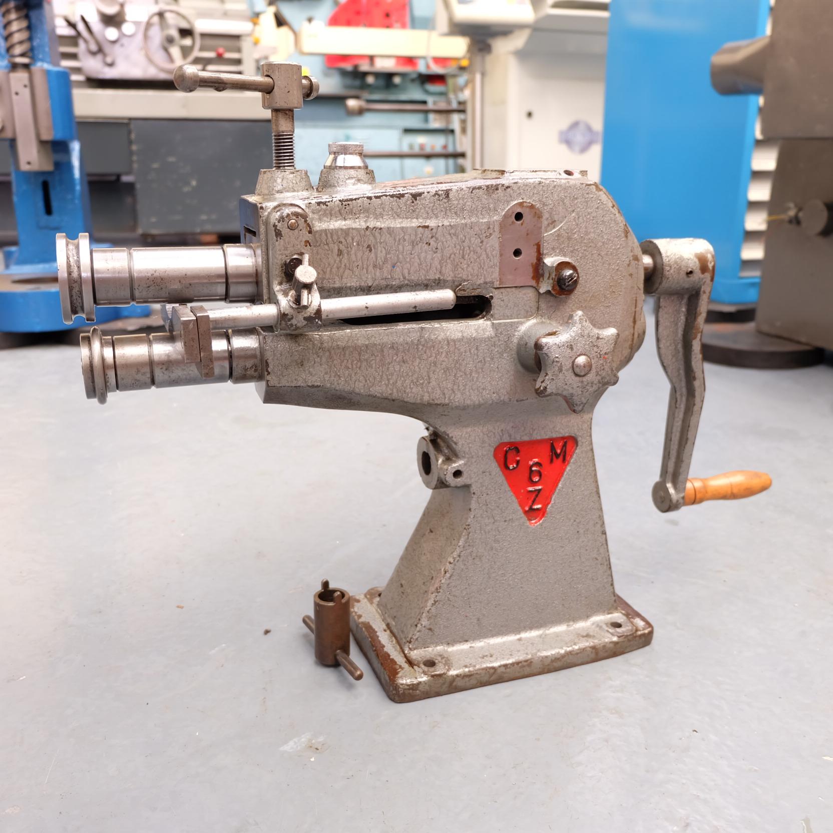 manual swaging machine